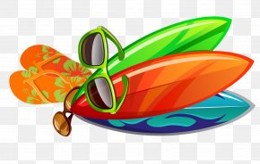 Sunglasses Surfboard - Sunglasses Elements, Hong Kong Surfboard Clip Art PNG