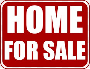 For Sale Clipart - House Sales Home Real Estate Clip Art PNG