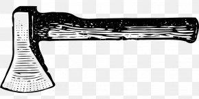 Transparent Axe Cliparts - Hatchet Axe Clip Art PNG