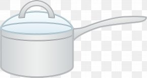 Stock Pot Cookware And Bakeware - Watercolor Drawing PNG