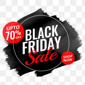 Label Black Friday - Black Friday Abstract Design PNG