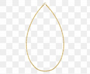 Jewellery - Body Jewellery Necklace Circle Oval PNG