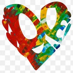 Love Graffiti - Heart Love Graffiti Romance PNG