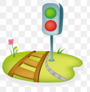 Creative Traffic Lights - Traffic Light Traffic Code Road Icon PNG