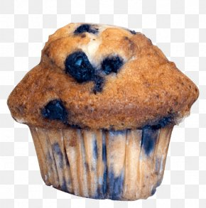 Blueberry - Muffin Bagel Cupcake Blueberry Parfait PNG