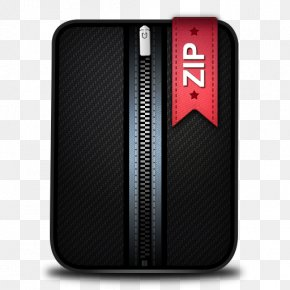 Icon Svg File Zip - Zip RAR Macintosh Operating Systems Computer File PNG