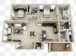 House - Floor Plan House Plan Bloomington PNG