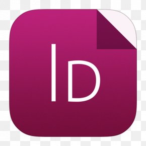 Id - Pink Square Purple Brand PNG