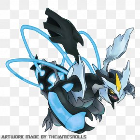 Pokemon Black & White - Pokémon Black 2 And White 2 Pokemon Black & White Pokémon Platinum Kyurem PNG