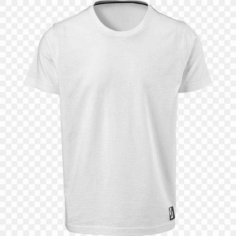 Printed T-shirt White Clothing, PNG, 2000x2000px, T Shirt, Active Shirt, Clothing, Collar, Gildan Activewear Download Free