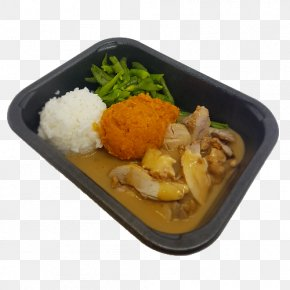 Barbecue - Bento Barbecue Chicken Cooked Rice Chicken As Food PNG