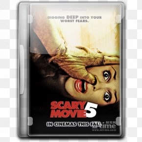 Scary Movie 5 - Scary Movie Television Film Cinema Trailer PNG