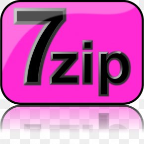 Opened Zipper - 7-Zip Archive File Clip Art PNG