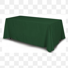 IT Trade Fair Poster - Tablecloth Tableware Linens Green PNG