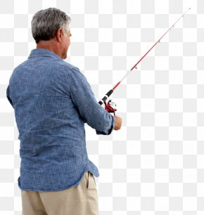 Fishing - Fishing Rods Stock Photography PNG