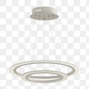 Light Element - Light Fixture Chandelier Light-emitting Diode Lighting PNG