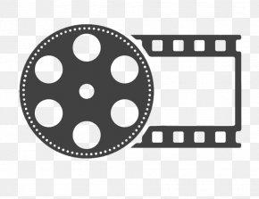 Roll - Roll Film Logo Cinema PNG