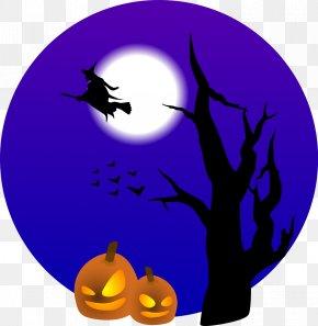 October Cliparts - Halloween Free Content Website Clip Art PNG