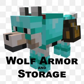 Minecraft Pocket - Minecraft: Pocket Edition Dog Armour Minecraft Mods PNG