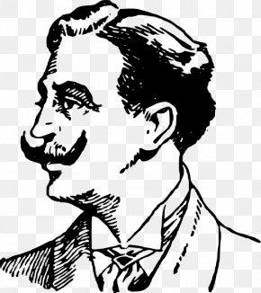 Vector Mustache - Moustache Smiley Clip Art PNG
