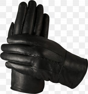 Leather Gloves Image - Glove Leather Sheepskin Clothing PNG