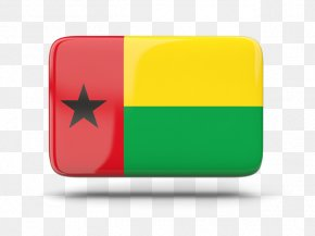 Flag - Flag Of Guinea-Bissau National Flag PNG