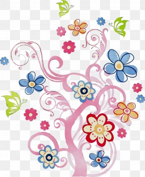 Floral Design Graphic Design Visual Arts Illustration PNG