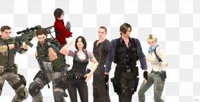 Resident Evil - Resident Evil 6 Resident Evil 7: Biohazard Albert Wesker Claire Redfield Chris Redfield PNG