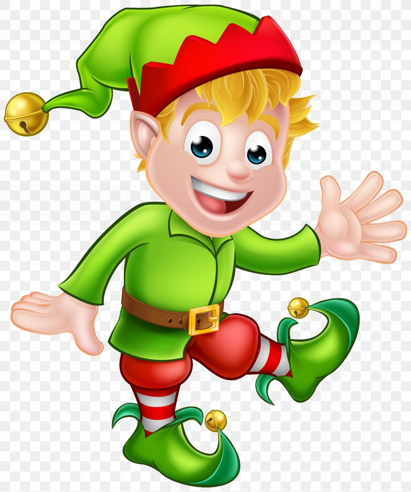 The Elf On The Shelf Santa Claus Christmas Elf Clip Art Png 5011x6000px Elf On The