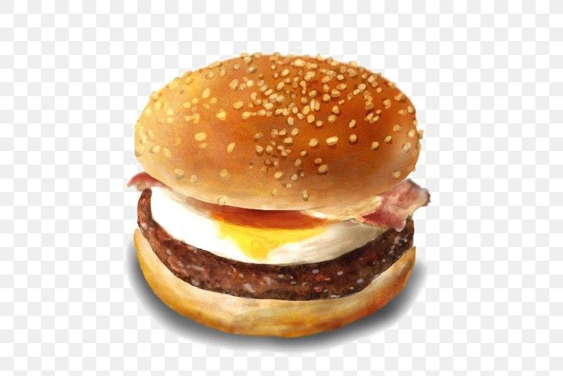 Hamburger Breakfast Sandwich Whopper Cheeseburger, PNG, 539x548px, Hamburger, American Food, Beef, Breakfast, Breakfast Sandwich Download Free