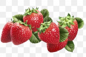 Strawberry - Strawberry Fruit Auglis PNG