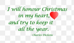 Christmas - A Christmas Carol Ebenezer Scrooge Ghost Of Christmas Present Quotation PNG