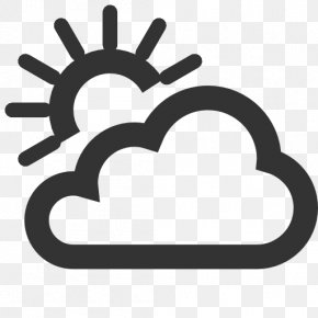 Weather Pic - Weather Forecasting Cloud Icon PNG