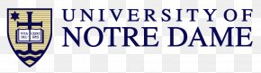 University Of Toronto Logo - University Of Notre Dame Dept Of Chemical And Biomolecular Engineering Logo Organization Brand Font PNG