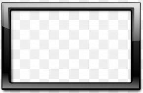 Free Frames Clipart - Board Game Black White Pattern PNG