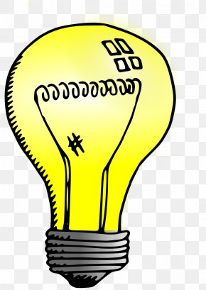 Light Bulb - Incandescent Light Bulb Lighting Clip Art PNG