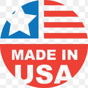 Cloudiness - United States Made In USA Logo PNG
