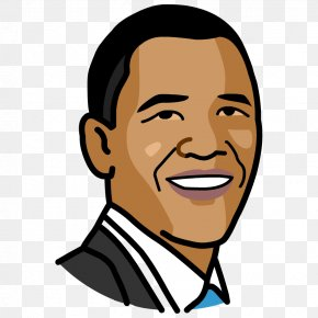 Barack Obama - Barack Obama President Of The United States BrainPop Election PNG
