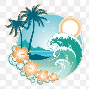 Summer Decoration - Clip Art PNG