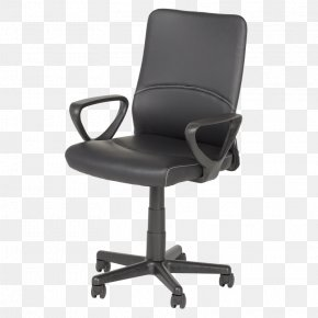 Office Desk Chairs - Office & Desk Chairs Swivel Chair Table Furniture PNG