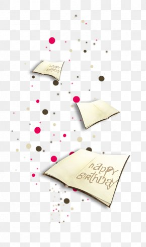 Happy Birthday - Happy Birthday To You Paper Christmas PNG