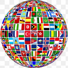 Taiwan Flag - Globe Flags Of The World World Flag PNG