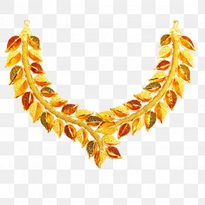 Jwellery - Lalithaa Jewellery Necklace Earring Jewelry Design PNG