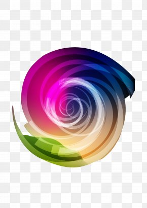 Colorful Aperture - Light Aperture PNG