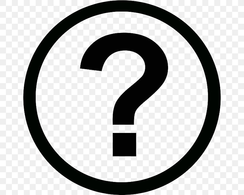Macintosh Question Mark Application Software Icon, PNG, 664x657px, Question Mark, Area, Black And White, Brand, Drawing Download Free