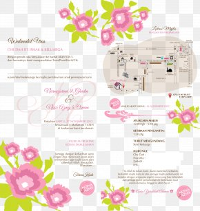 Balik Kampung - Petal Veil Floral Design Flower PNG