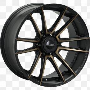 Wheel Full Set - Alloy Wheel Car ET Tire PNG