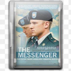 Msg2 The Messenger - Ben Foster The Messenger Hollywood Film Director PNG