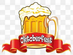 Beer Cliparts - Oktoberfest Beer Glassware Clip Art PNG