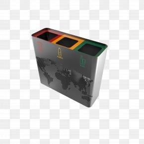 Metal Sheet - Plastic Recycling Bin Sheet Metal PNG
